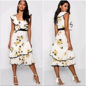 Vici Wine ready dress